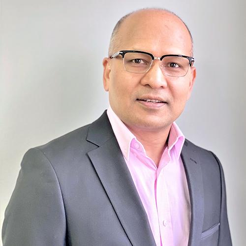 Subir Shrestha, M.Eng., P.Eng.